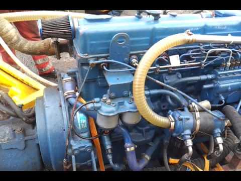 Robs Ford Mermaid diesel
