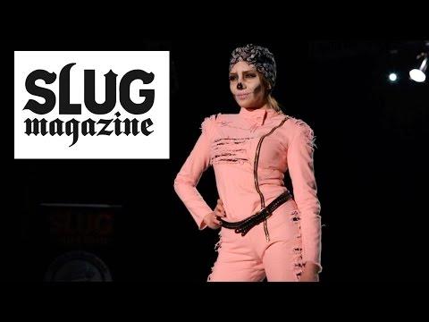 SLUG Magazine's 28th Anniversary Party Fashion Show!