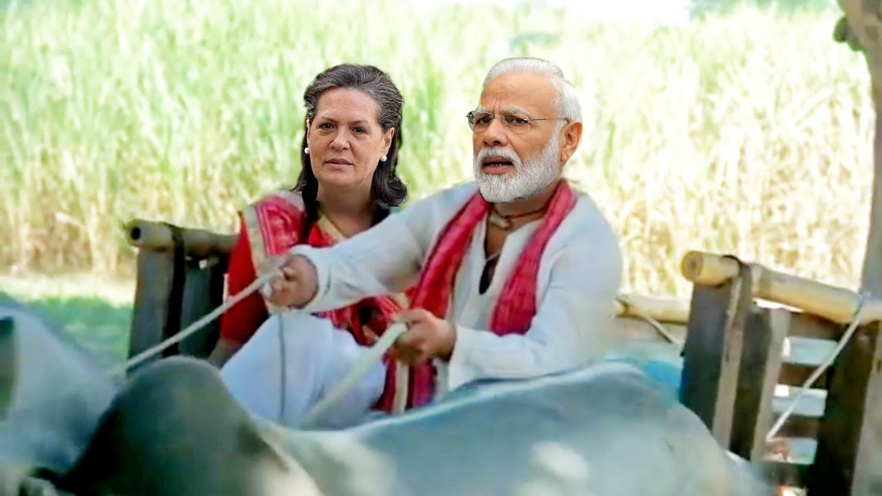 Kon Disha Me Leke Chala Re Batohiya || Jashpal and Hemlata || Modi & Sonia || Nadiya Ke Paar