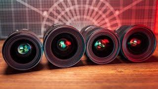 The Best Sigma Art Lens (24mm vs 35mm vs 18-35mm vs 24-35mm)