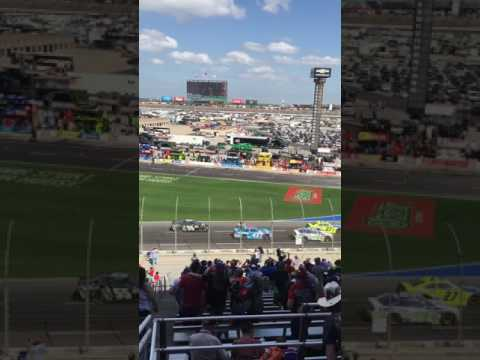 Texas motor Speedway 2017 April