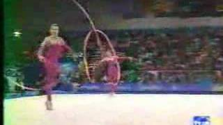 Olympic 2000 Russian 2 Hoop + 3 Ribbon