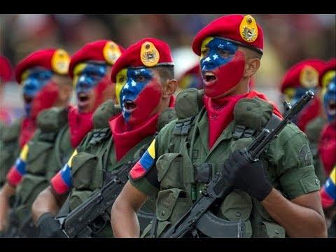 Failed coup in Venezuela: Venezuela Army Declares Loyalty to Maduro - Golpe na Venezuela Falha