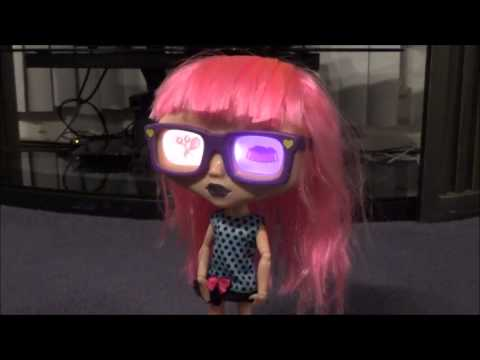 "Thumbnail: Chatsters® Gabby Interactive Doll ""Unboxing, Setup & Play"" 5 Stars ***** ""Toy Freaks"" Spin Master"