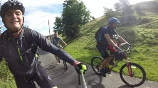 WEERIDE with Paddy and Heidi
