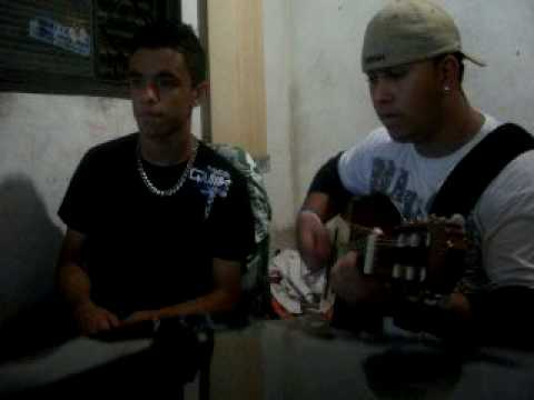 Pense em mim- Darvin-acoustic cover by Leandro Neves