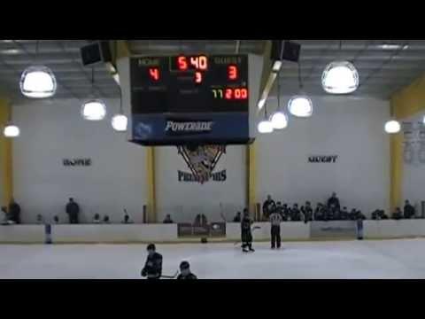 Cincinnati Swords U18 vs Dallas Hockey Club U18 Jan 31 2015 3rd Period