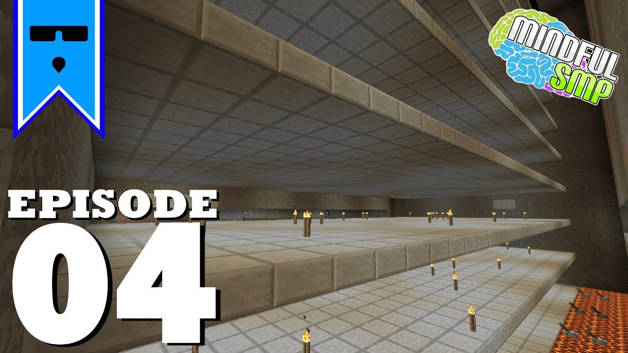 Mindful SMP - Episode 4 // Dual Slime Chunk Efficient Slime Farm //  Minecraft SMP 1 12