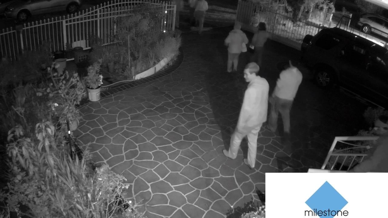 Home Security Cameras Setup   Calvin Bui