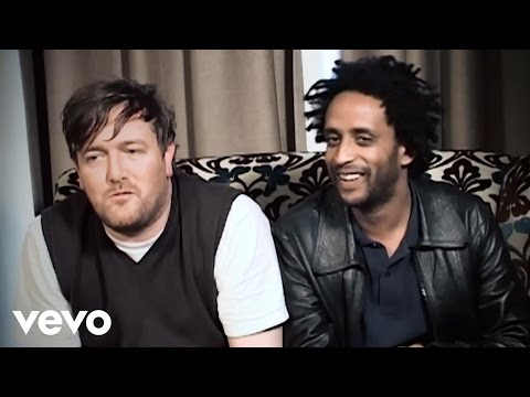Elbow - Toazted Interview 2008 (part 1 of 4)