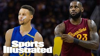 Stephen curry explains doing lebron workout dance at wedding | si wire | sports illustrated