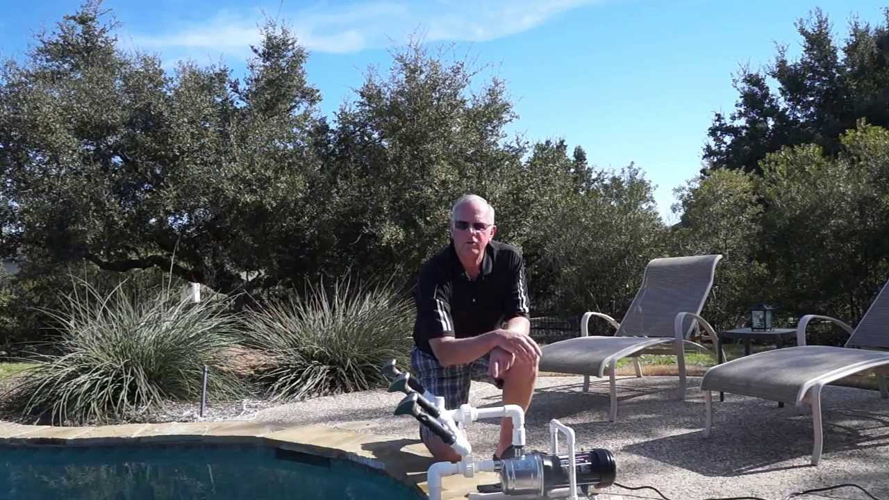 Texas Cools Pools Aerator