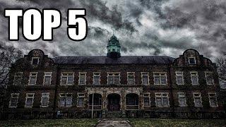 TOP 5 - Prokletých psychiatrických léčeben