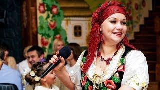 Свадьба в украинском стиле: тамада Ольга Токарь