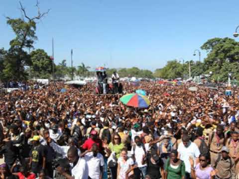 Preuves les Haitiens Viennent d'Israel Joseph Mathieu Cd2 part2