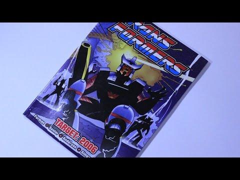 Marvel UK Transformers: Target: 2006 (Niche Spotlight)