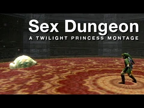 Sex Dungeon: A Twilight Princess Montage