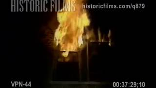 ALL HANDS FIRE, 165 ST. & SUMMIT AVE., BRONX, HIGHBRIDGE SECTION - 1987