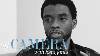 What Chadwick Boseman Looks For In A Role