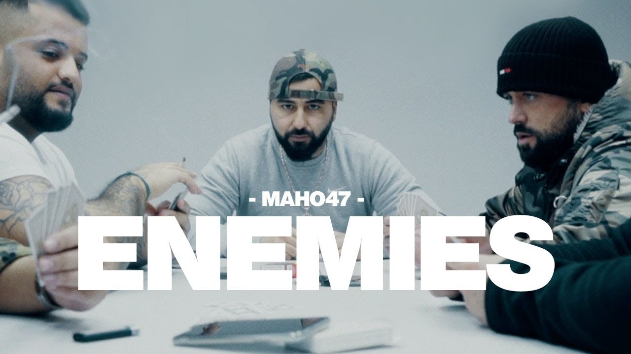 MAHO47 - ENEMIES (Offical Video)