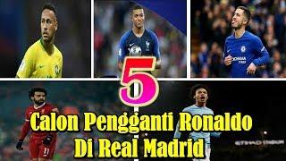 WAJIB TONTON!!! 5 Calon Pengganti Cristiano Ronaldo di Real Madrid