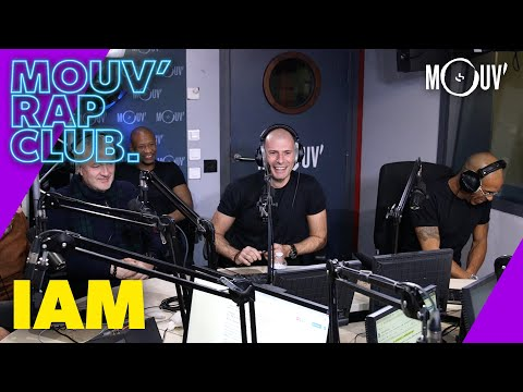 Youtube: IAM:«On a écrit un morceau avec Diam's jamais sorti»