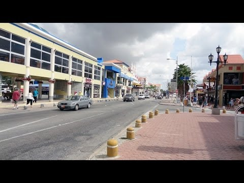 Aruba - Oranjestad (Crown Princess Excursion) Travel Video