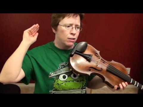 2 Common Violin Shoulder Rest Problems (Any Model)