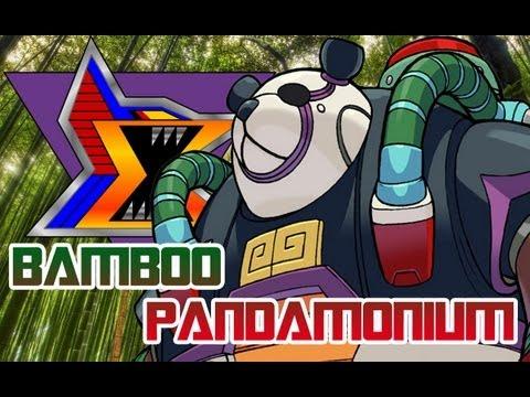 Mega Man X8: Bamboo Pandamonium