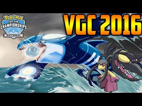 Misión VGC 2016 #3 (Primer contacto con los climas) (Pokemon Showdown)