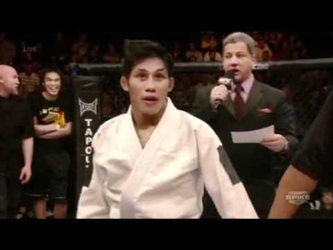Dwight K. Schrute's reaction to Nam Phan vs Leonard Garcia Decision