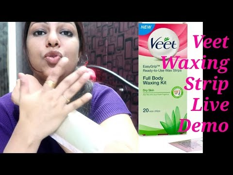 Veet Hair Removal Strips Hairremoval