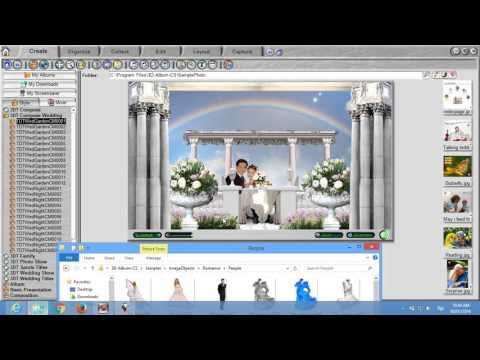 How to Install 3D Album 2016 Full version