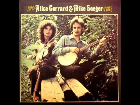 Alice Gerrard & Mike Seeger [1980] - Alice Gerrard & Mike Seeger