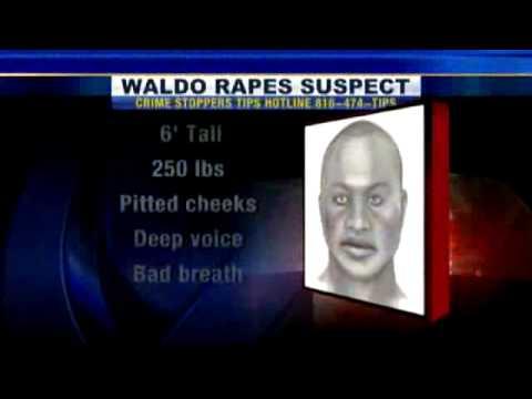 Police Release Sketch In Waldo Rapes
