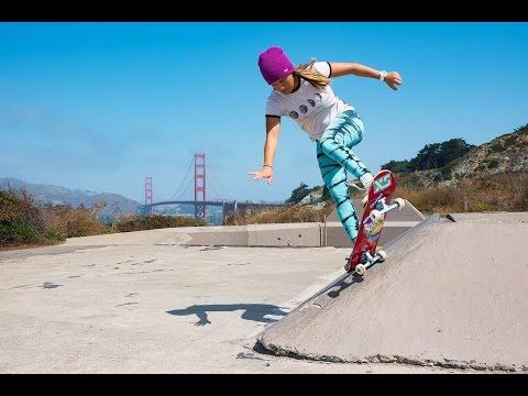 Secret Skate Spot in SAN FRANCISCO