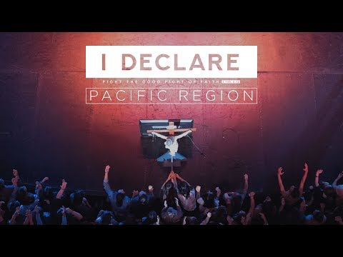 2018 Regional Youth Conference: I DECLARE - Pacific Region