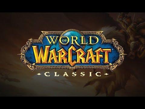 Demo World Of WarCraft: Classic. Качаем ВСЕ классы!) Burger Stream
