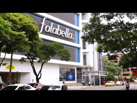 Centro comercial Pacific Mall en el norte de Cali, Colombia