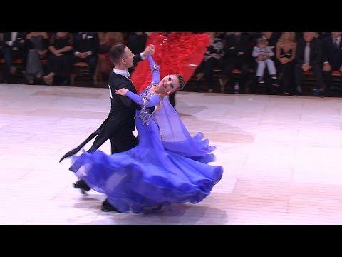 Amateur Ballroom Waltz - Blackpool Dance Festival 2016
