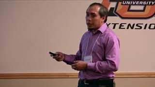 OK Irrigation Conference- Jonathan Aguilar-  Mobile Drip Irrigation