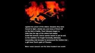 Golden Axe Warrior Remake intro
