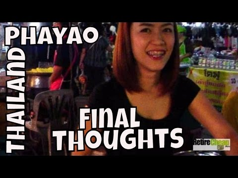 JC's Road Trip to Phayao, Thailand Part 6 Final