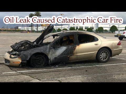 Oil Leak In Car >> Did You Know An Oil Leak Could Cause A Catastrophic Car Fire Get You Oil Leak Fixed