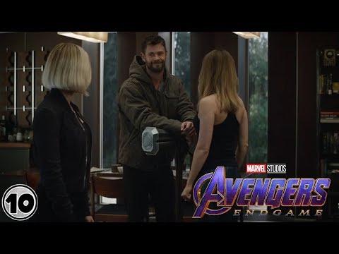 Avengers: Endgame Trailer Explained