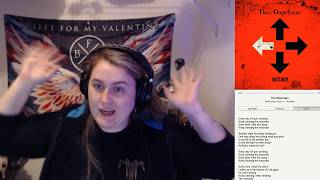 Reaction! Three Days Grace - The Mountain