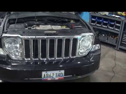 Jeep Liberty 2010    PERDIDA DE POTENCIA EN MOTOR (DTC P0108 Map Circuit High)