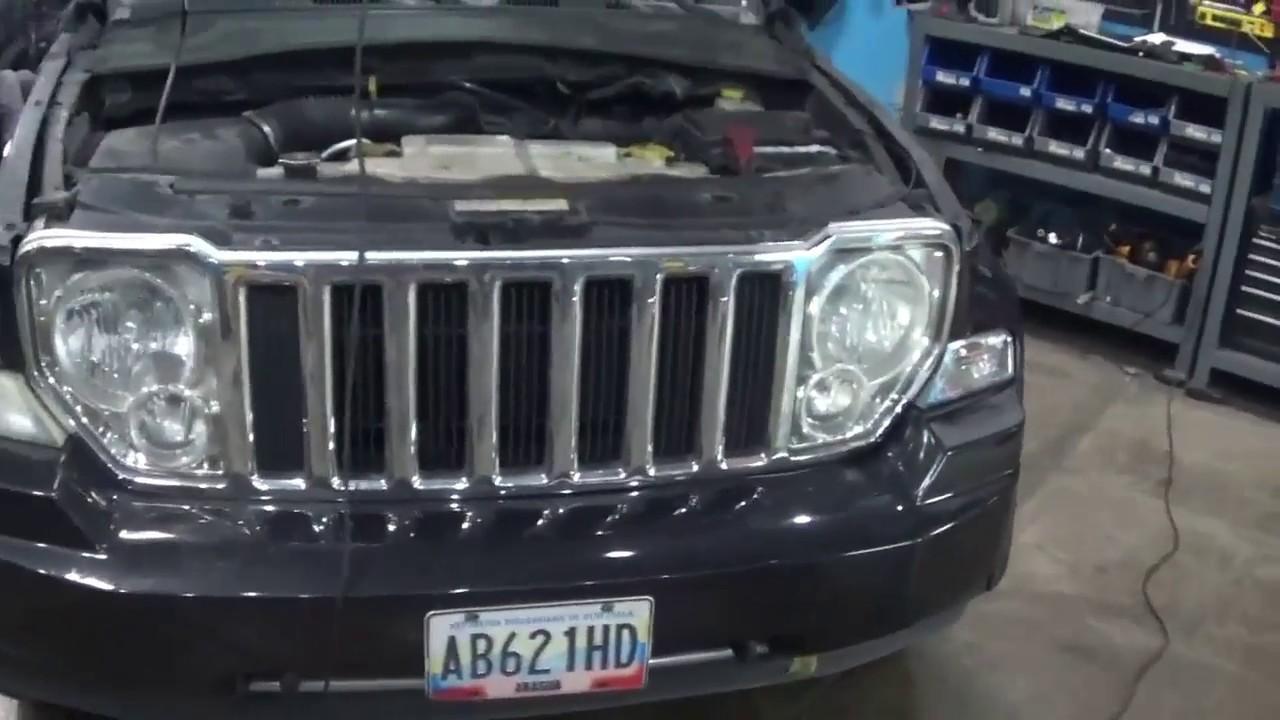 Jeep Liberty 2010 Perdida De Potencia En Motor (Dtc P0108 Map ...