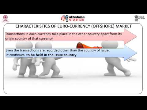Euro Currency Market (BSE)