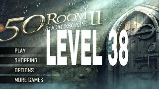 Can You Escape The 100 room 11 level 38 Walkthrough